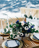 blue wedding ideas manuela kalupar