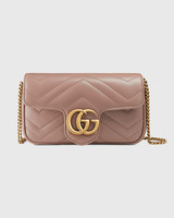 bronze anniversary gift bag purse gucci