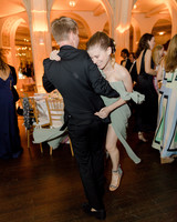 chelsea conor wedding dancing
