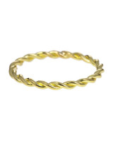 "Tura Sugden ""Twisted Thread"" Ring"