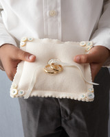Ring Bearer Pillow Ideas You Can Make on Your Own | Martha Stewart ...