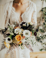 fall wedding bouquets the rowlands