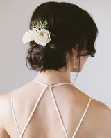 floral hairstyles michele beckwith