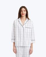 Sleepy Jones Patterned Pajamas
