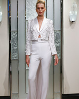 gracy accad pants jacket wedding dress spring 2020