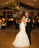 jessica brian wedding dad dance