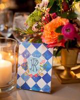 kori paul wedding menu