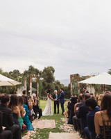 california indian jewish wedding ceremony