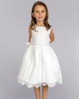 "Us Angels ""Randi"" Dress white"