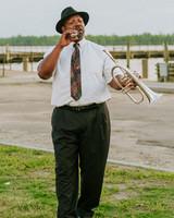 leah michael wedding musician