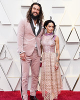lisa bonet and jason momoa oscars 2019