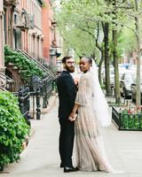 lola quinlan elopement couple holding hands