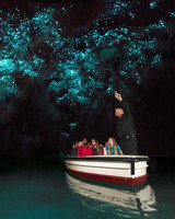 new zealand waitomo glowworm caves
