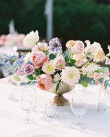 shelby preston wedding centerpiece