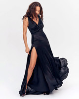 "Fame & Partners ""Escala"" Maxi Dress"