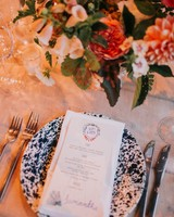 sofi ben camp wedding place setting