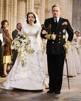tv wedding dresses queen elizabeth the crown