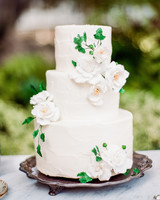 vanilla wedding cakes rebecca yale