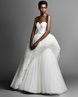 viktor rolf ball gown wedding dress spring 2019