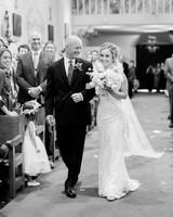 bride father wedding processional