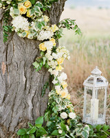yellow wedding ideas tamara gruner
