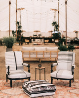 zai phil camping wedding lounge seating tent