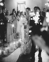 angie prayogo greece wedding sparklers send off couple