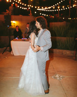 ashley basil wedding first dance