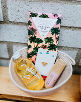 Selfcare Baskets bachelorette party favors