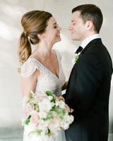 bridal ponytail elevated wrapped ponytail