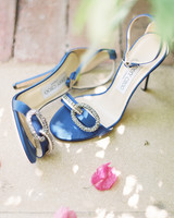 cat denis wedding blue bridal shoes