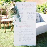 Ceremony Programs Watercolor