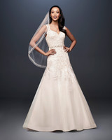 david bridal wedding dress spring 2019 sweetheart trumpet beaded