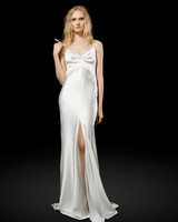 Elizabeth Fillmore sexy wedding dress