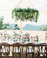 jackie dave wedding tent