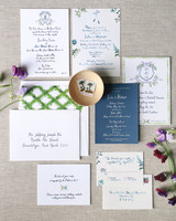 julia mitchell wedding stationary suite