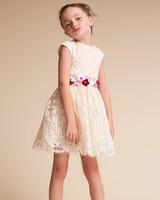 lace flower girl dresses halabaloo