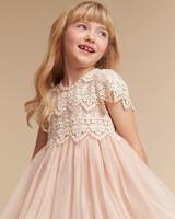 lace flower girl dresses maeli rose