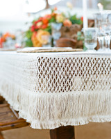 macrame wedding decor aaron delesie