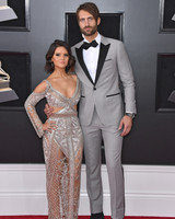 Maren Morris and Ryan Hurd 2018 Grammy Awards