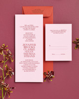 modern design stationery suite