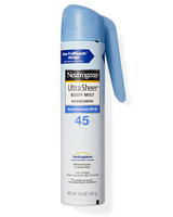 Neutrogena Ultra Sheer Body Mist Sun¬screen SPF 45