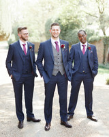 ryan thomas wedding groom and groomsmen