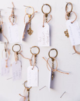 keys escort cards