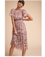short bridesmaid dresses bhldn