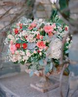 floral and succulent arrangement decor