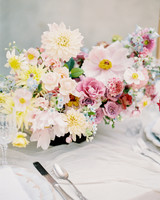 summer wedding centerpieces bright bright neon floral