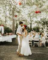 summer reception ideas outdoor decor