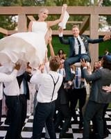 ashlie adam alpert wedding hora