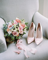 ballet inspired heels